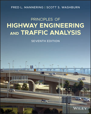 Principles of Highway Engineering and Traffic Analysis, 7th Edition book cover